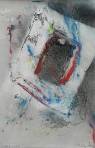 Contre-poids image paul duval artiste Sherbrooke Québec dessin à la poudre photocopieur